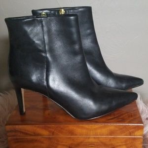 Sam Edelman black ankle boot